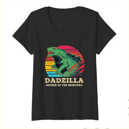 Dadzilla father of the monsters vintage