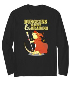 Dungeons and Bearded Dragons