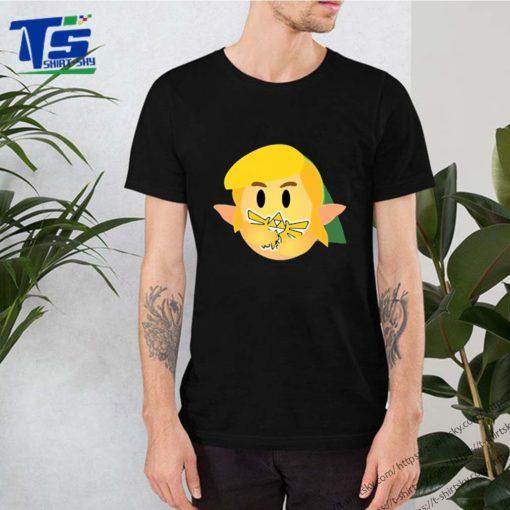 Emoticon Care Link Hug Zelda
