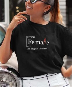 Fe Female The Original Iron Man s