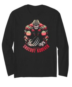 Freddy Krueger Shreddy Krueger League Of Lifters shirt 2