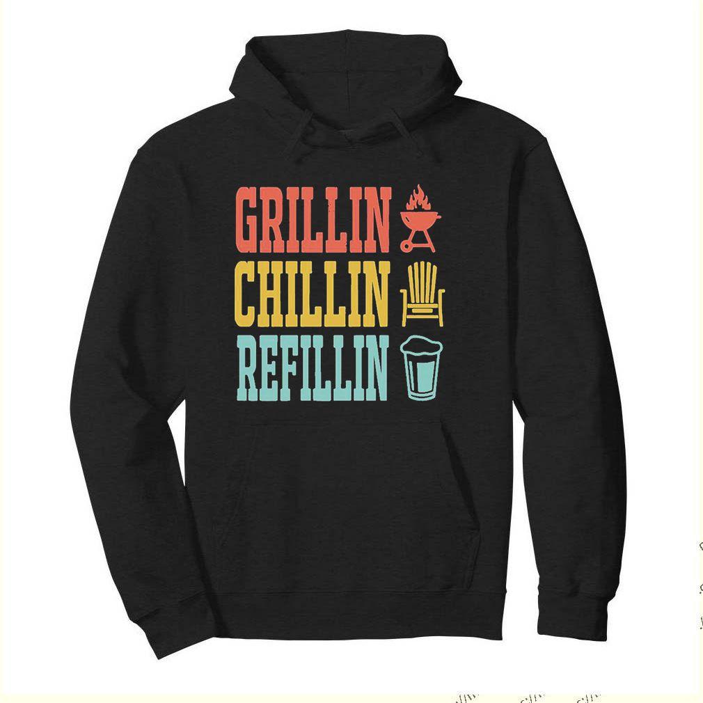 Grillin Chillin Refilling