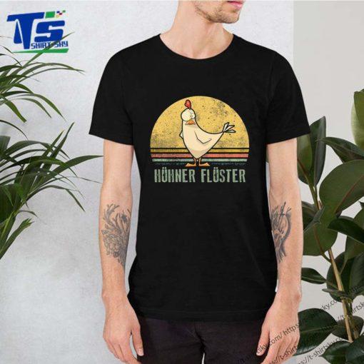 Huhner Fluster Vintage