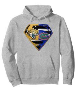 Jacksonville Jaguars and Florida Gators Superman