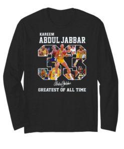 Kareem Abdul Jabbar 33 greatest Kareem Abdul Jabbar 33 greatest oKareem Abdul Jabbar 33 greatest of all time signature f all time signatureof all time signature