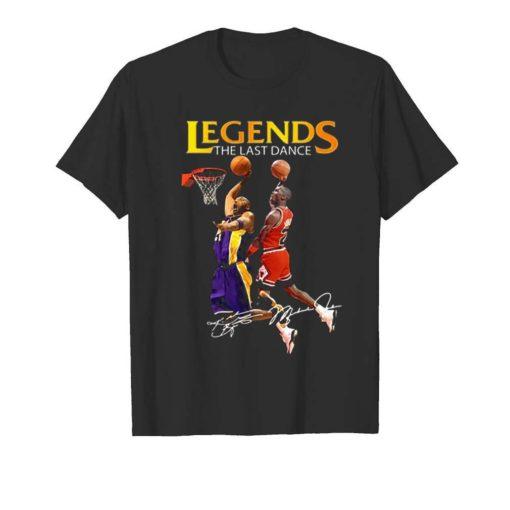 Legends the last dance Michael Jordan