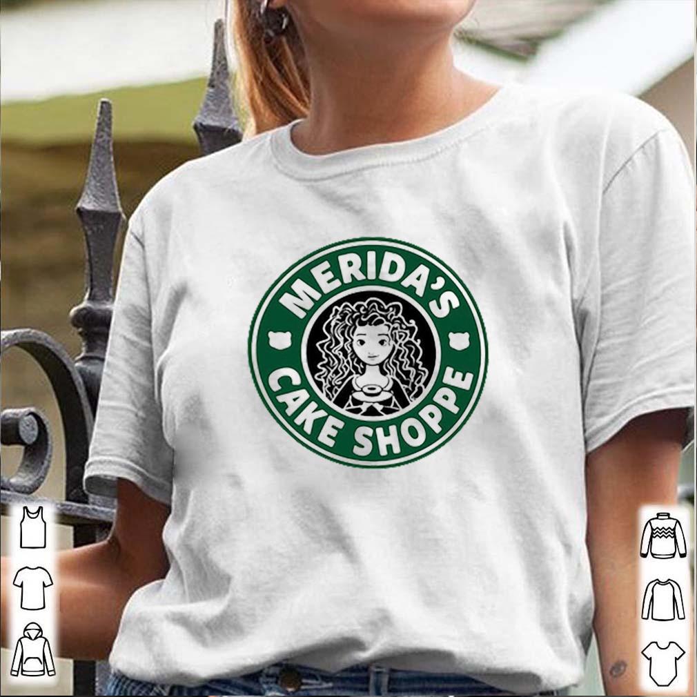 Logo Starbucks Coffee Merida's Cake Shoppe s