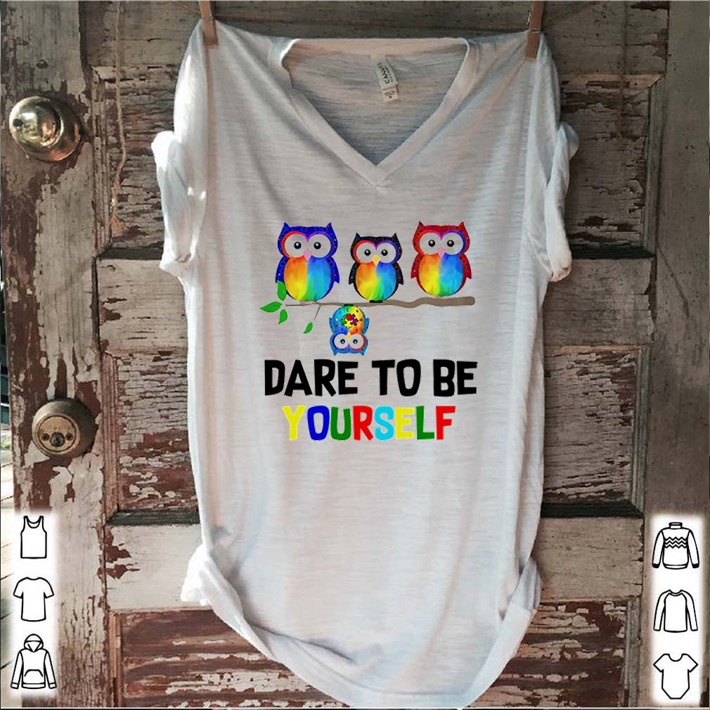 Owls dare to be yourself LGBT
