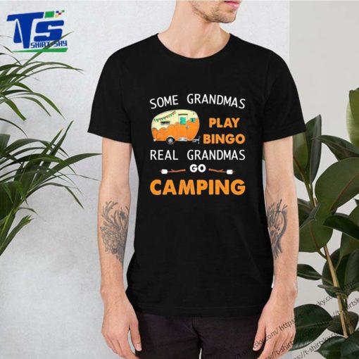 Some grandmas play bingo real grandmas go camping