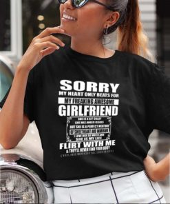 Sorry girlfriend she is a bit crazy flirt with me and they'll never find your body