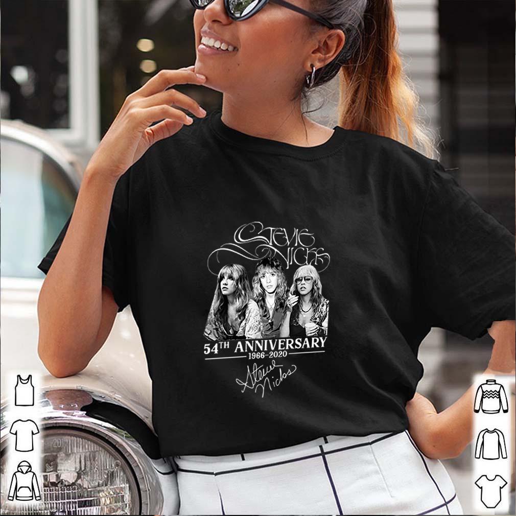 Stevie Nicks 54th Anniversary 1966 2020 Signature