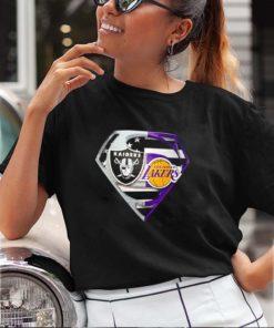 Superhero Raiders and Los Angeles Lakers