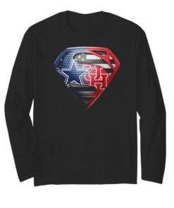 Superman Dallas Cowboys vs Houston Cougars
