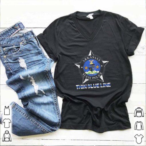 Thin Blue Line Arkansas State Police