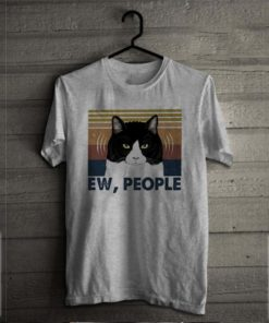 Vintage Cat Ew People