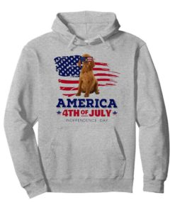 Vizsla America 4th Of July Independence Day