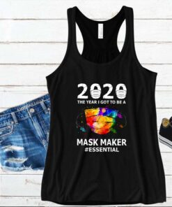 2020 The Year I Got To Be A Mask Maker Essential Colors