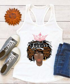 Black Queens Fun Lovely Self Roots Confident Powerful Original Beauty
