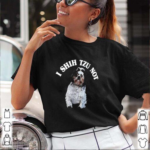 I shih Tzu not shirt 9