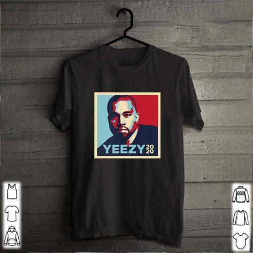 Intense Styles Adult Yeezy 2020 Kanye West For President Art