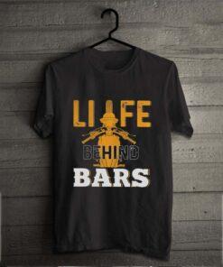 Life behind bars motorcycle