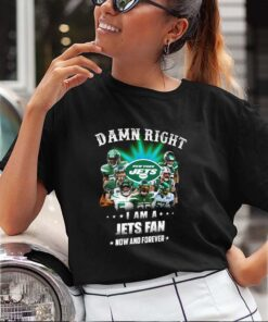 New York Jets football Damn right I am a Jets fan now and forever