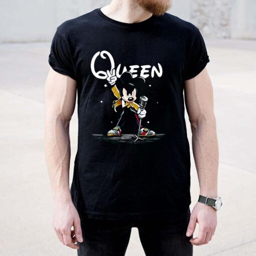 Queen Mickey Mouse Band