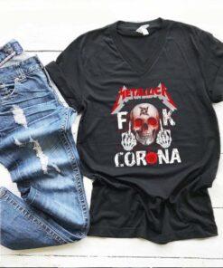 Skull Metallic fuck corona