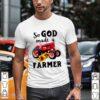So god made a farmer sunflower