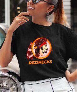 Washington Rednecks change the name football caucasian vintage