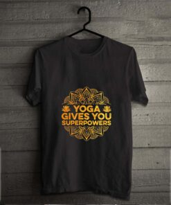 Yoga Gives You Superpowers