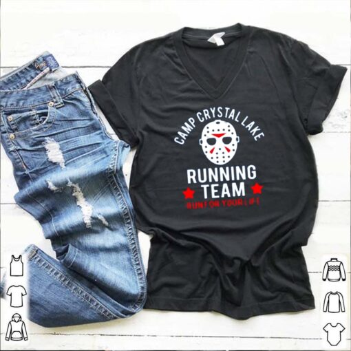 jason voorhees camp crystal lake running team run for your