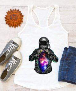 the universe astronaut