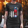 America Flag Philadelphia Teams shirt