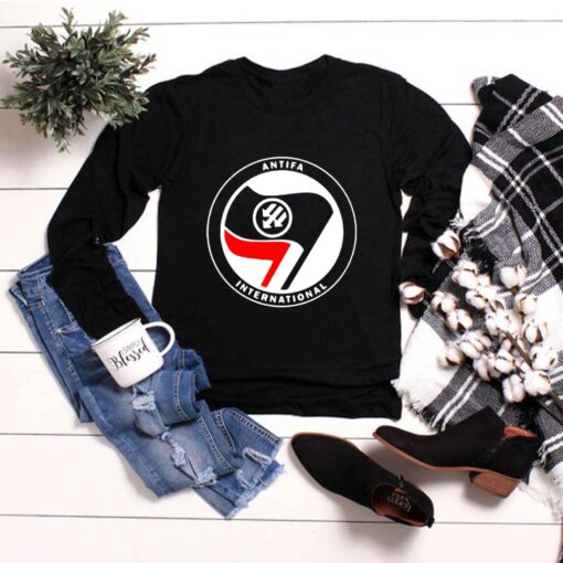 Antifa International shirt 10