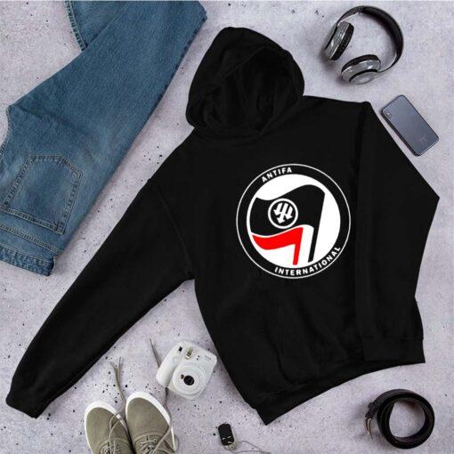 Antifa International shirt 8