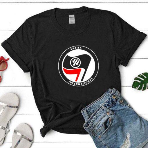 Antifa International shirt 7