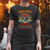 Caregiver the soul of angel the fire of a lioness the heart of a hippie vintage shirt