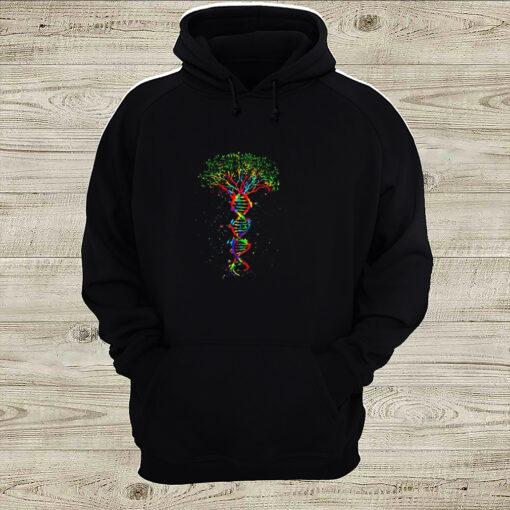 DNA Tree Of Life shirt 2