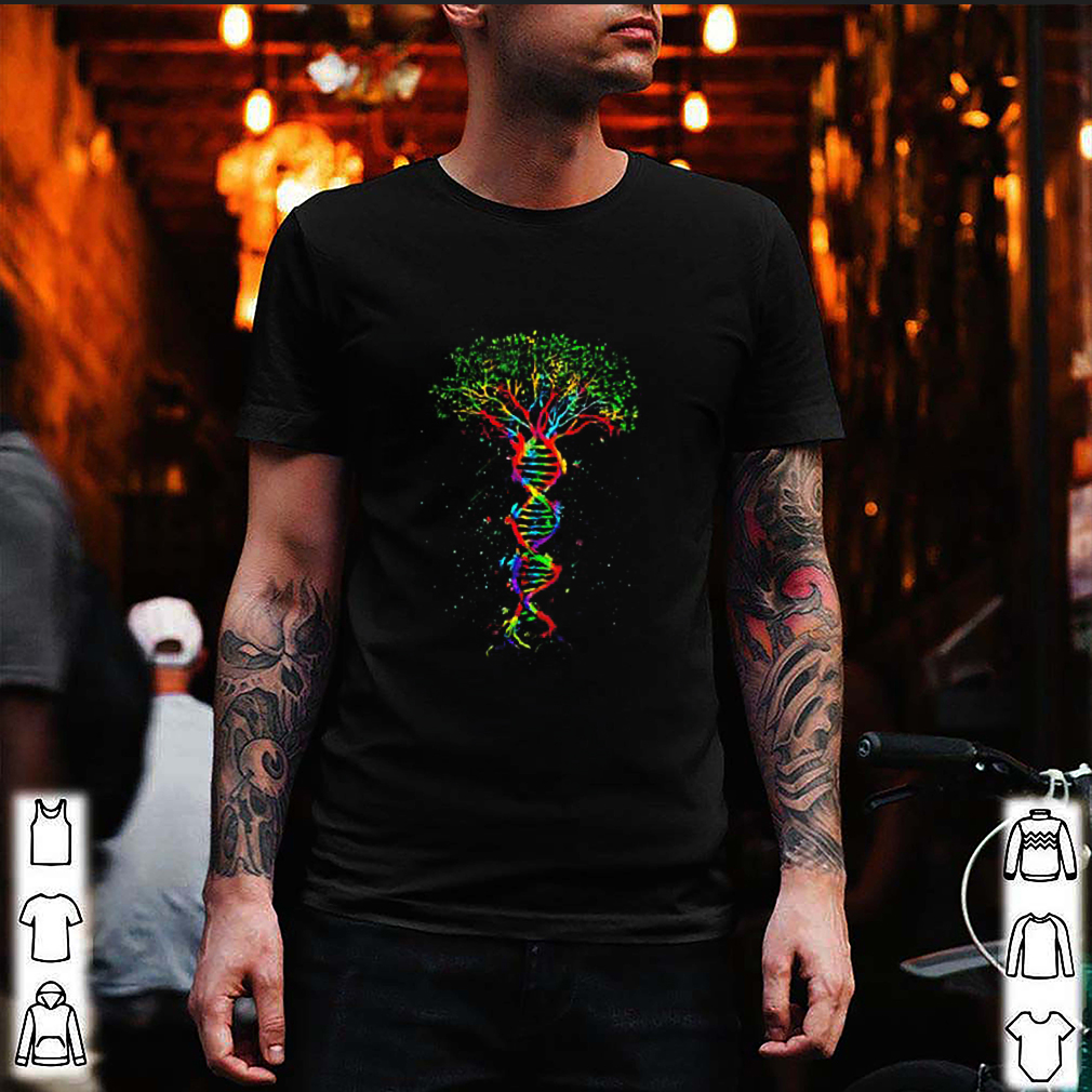 DNA Tree Of Life shirt 5