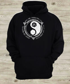 dungeon and dragon into the character i go to lose my mind and find my soul shirt Sweater 4