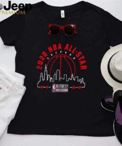 2020 NBA All Star Chicago shirt 3