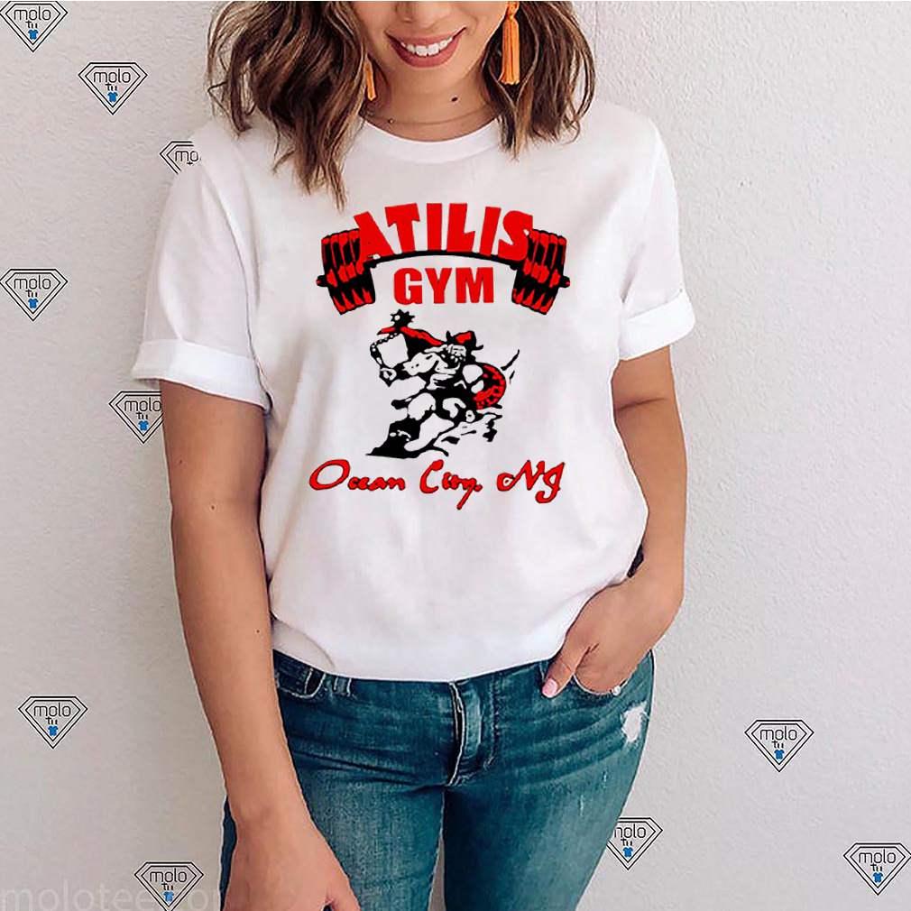 Atilis Gym shirt