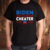 Biden 2020s Biggest Cheater Trump 2024 shirt