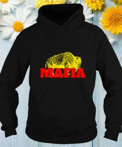 Bills gold mafia shirt