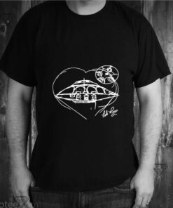 Bob Lazar Uap Sketch shirt