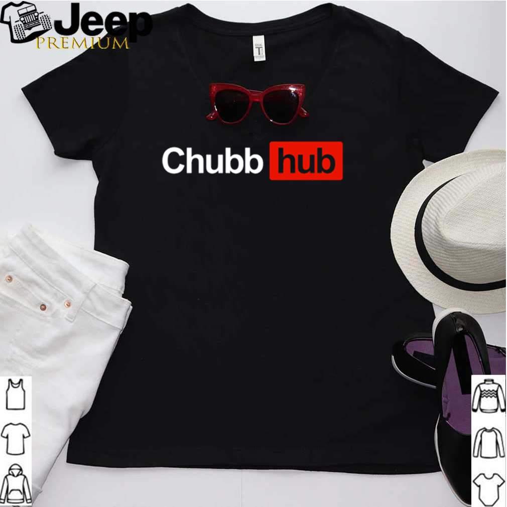 Chubb Hub shirt 3