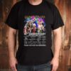 Doctor Who 58th anniversary 1963 2021 thank you for the memories shirt