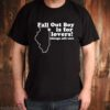 Fall out boy is for lovers chicago soft core shirt