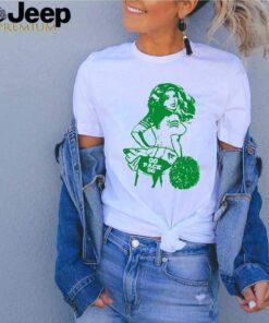 Go pack go cheerleader vintage fan shirt
